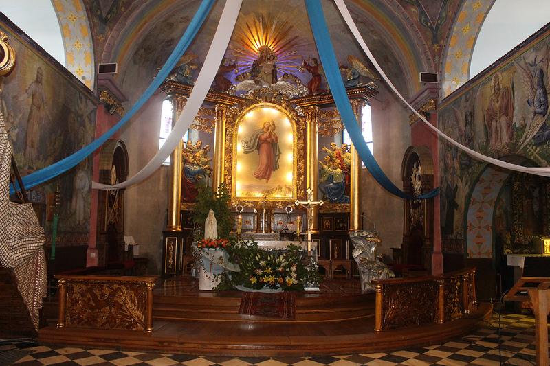 Rzymskokatolicka Parafia pw. Dobrego Pasterza w Istebnej